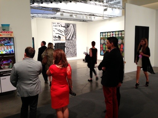 Brisk Sales Spread Relief at Art Basel Miami Beach