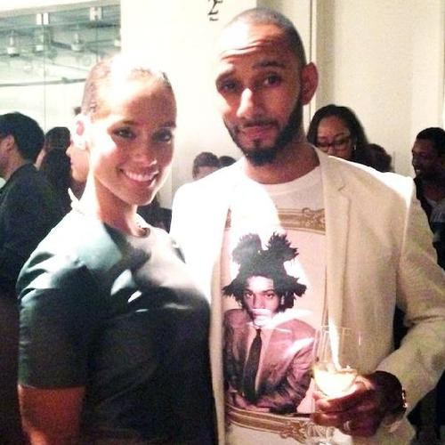 News & Events How Basquiat Inspired Swizz Beatz and Alicia Keys to Collect Art