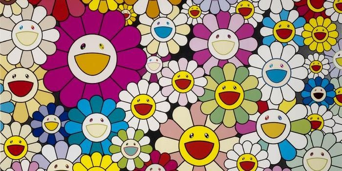 The Psychedelic World of Takashi Murakami