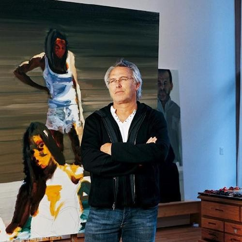 "True Tales of '80s Art Stardom in Eric Fischl's New ""Bad Boy"" Memoir"