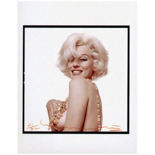 Marilyn Monroe, by Bert Stern