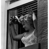 "Bob Henriques, New York. US actress Marilyn Monroe during the filming of ""The Seven Year Itch"" by Billy WILDER. 1958."