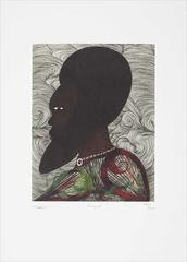 Regal, by Chris Ofili