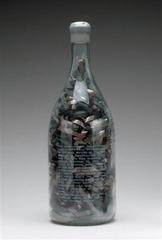 Bottled Water, by Christian Marclay