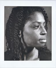 Lorna, by Chuck Close