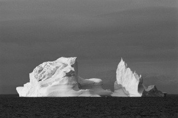 Iceberg Disco Bay, Greenland, by <a href='/site-admin/artists/artist/580'>Cyril Christo and Marie Wilkinson</a>
