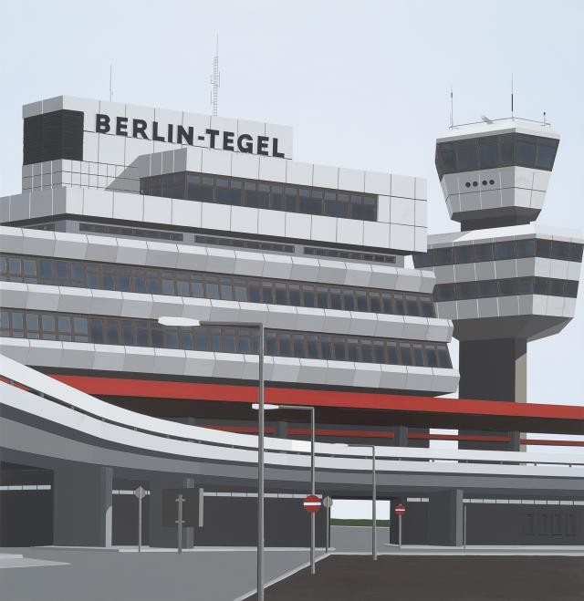 Daniel Rich, Berlin Tegel