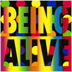 Being Alive, by Deborah Kass