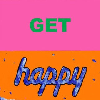 C&#39;mon Get Happy art for sale