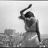 Dennis Stock, USA. California. 1968. Venice Beach Rock Festival.