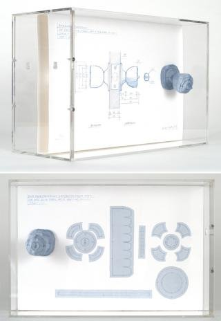 Do Ho Suh Doorknob Bathroom art for sale