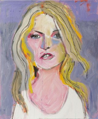 Don Florence Kate Moss art for sale