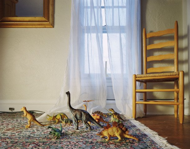 Doug DuBois, My Sister's Bedroom, 2004