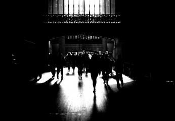 Grand Central, by Doug Geraghty