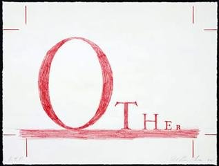 Other, by Ed Ruscha