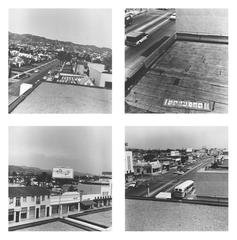 Rooftops, by Ed Ruscha