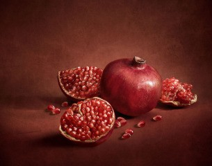 Pomegranate, by Harold Ross