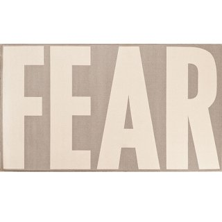 Jenny Holzer, FEAR/YOW
