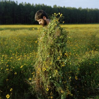 Eric in a Ghillie Suit (Flowers) art for sale