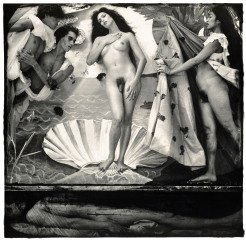 Gods of Earth &amp; Heaven, LA, 1988, by Joel-Peter Witkin