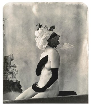Prudence, Paris, 1996, by Joel-Peter Witkin