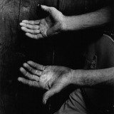 John Cohen, Roscoe Holcomb&#39;s Hands