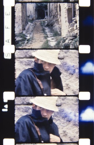 Holy Fools, by Jonas Mekas