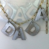 Jonathan Monk, DADA NECKLACE