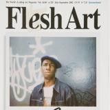 Jonathan Monk, Remake (Flash Art July-September 2002)