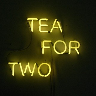 Tea for Two , by Jonathan Monk and Douglas Gordon