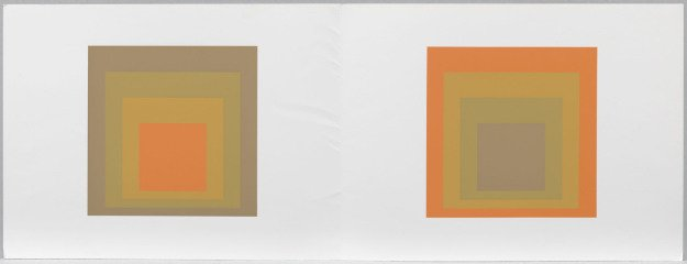 Josef Albers Formation: Articulation (Portfolio 2, Folder 19) art for sale