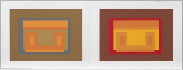 Josef Albers Formulation: Articulation (Portfolio 1, Folder 11) art for sale