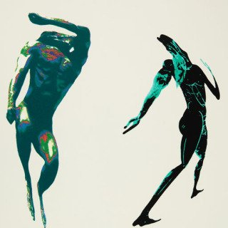 Dancing Men art for sale