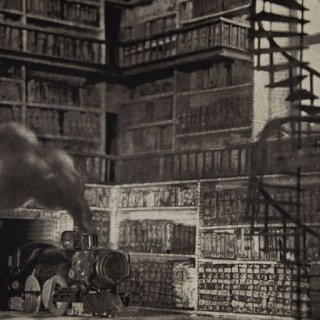 Lothar Osterburg, Library Dreams