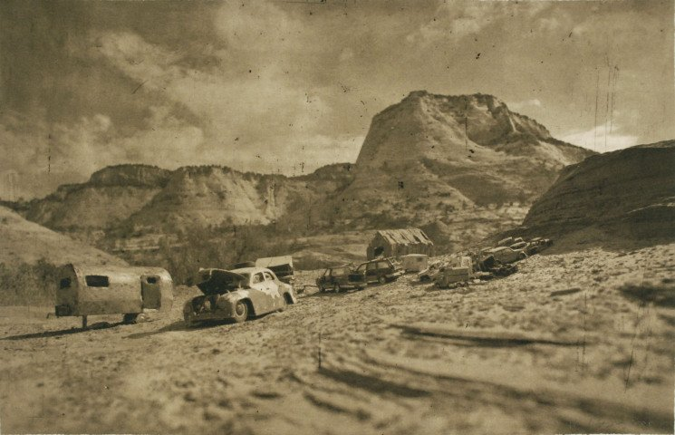 Lothar Osterburg, Zion Homestead