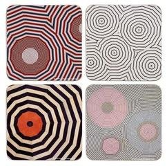 Coasters- set of 4, by Louise Bourgeois