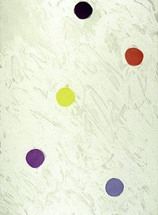Pentimento, by Mary Heilmann