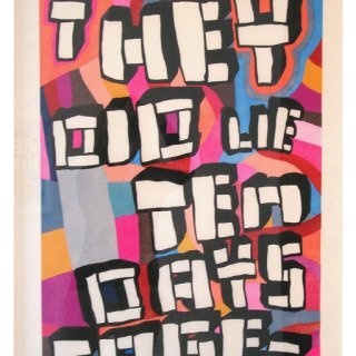 They Did Lie Ten Days Together art for sale