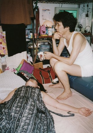 Motoyuki Daifu Knocked Out Mother & Resting Father art for sale