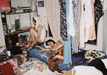 Motoyuki Daifu Richly Colored Room art for sale
