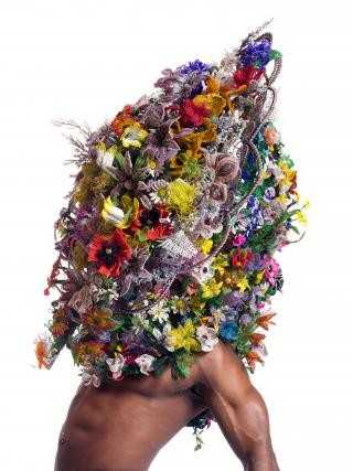 Soundsuit #5, by Nick Cave