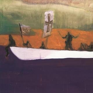Untitled, by Peter Doig