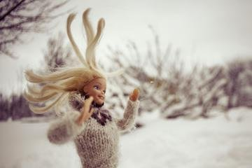 Icelandic Barbie, by &lt;a href=&#39;/site-admin/artists/artist/179&#39;&gt;Rebekka Guleifsdttir&lt;/a&gt;