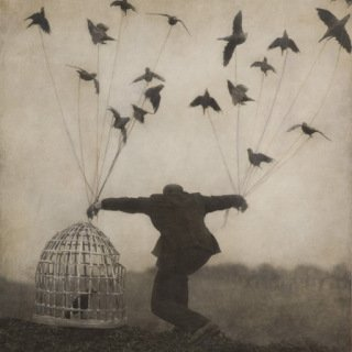 Robert and Shana ParkeHarrison, Flying Lesson, 2000
