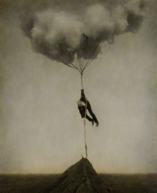 Tethered Sky, 2005, by Robert and Shana ParkeHarrison