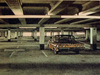 Robert Bechtle '61 Impala art for sale