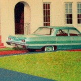Robert Bechtle, &#39;63 Bel Air