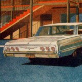 Robert Bechtle, &#39;64 Impala