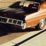 Robert Bechtle, &#39;71 Caprice