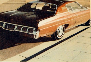 Robert Bechtle '71 Caprice art for sale